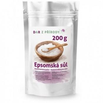 Epsomská sůl 200g