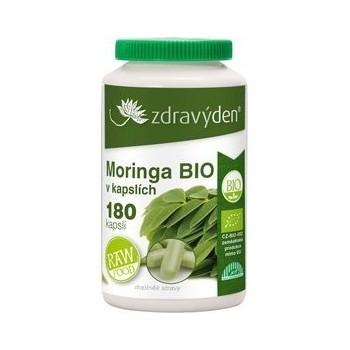 Moringa Bio 180 kapslí