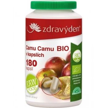 Camu Camu BIO 180 kapslí