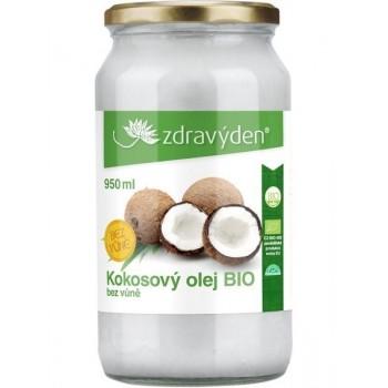 Kokosový olej BIO 950ml bez...