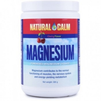 Magnesium Calm 300g Cherry