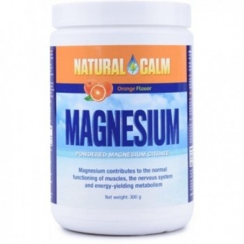 Magnesium Calm 300g pomeranč