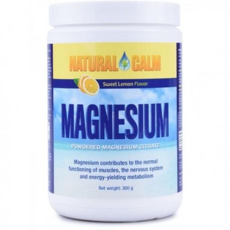 Magnesium Calm 300g sladký citrón