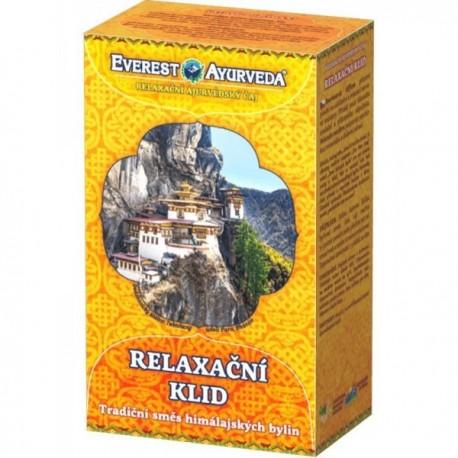 Relaxační klid bylinný čaj 100g