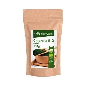 Chlorella BIO prášek 100g