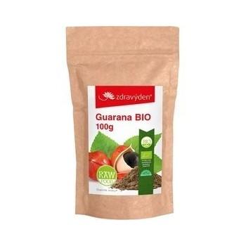 Guarana BIO 100g