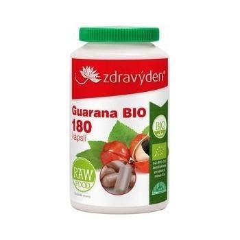Guarana BIO 180 kapslí