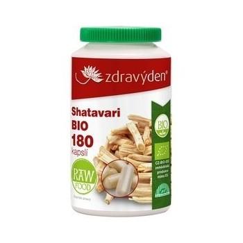 Shatavari BIO 180 kapslí