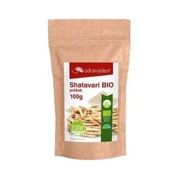 Shatavari BIO prášek 100g