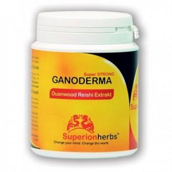 Ganoderma extrakt