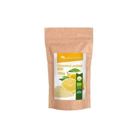 Citronový prášek BIO 100g
