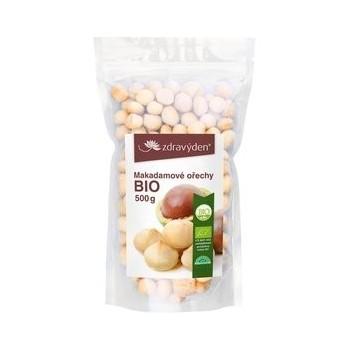 Makadamové ořechy BIO...