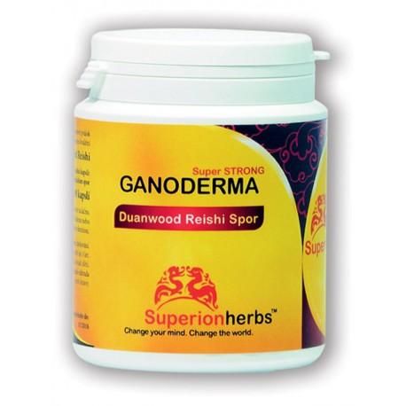 Ganoderma, Duanwood Red Reishi Spórový prášek