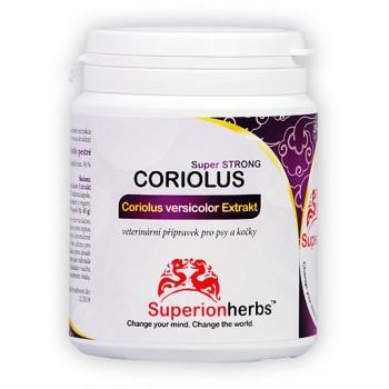 Coriolus 90 kapslí