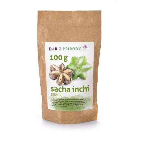 Sacha Inchi pražená semena 100g
