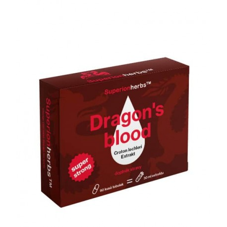 Dračí krev extrakt