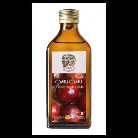 Camu camu tekutý extrakt ze zralých plodů 200ml