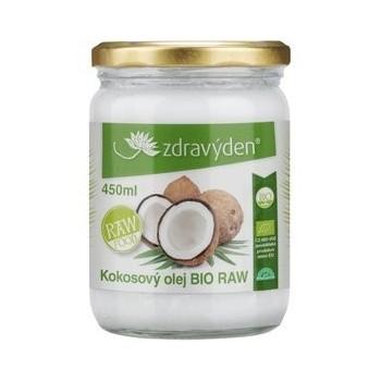 Kokosový olej BIO Raw 450ml...