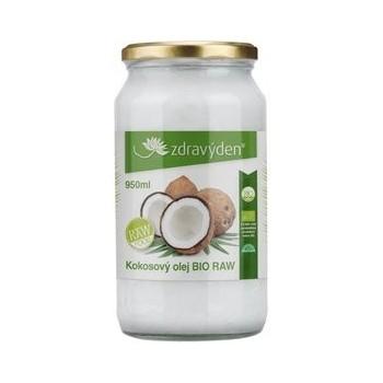 Kokosový olej BIO Raw 950ml...